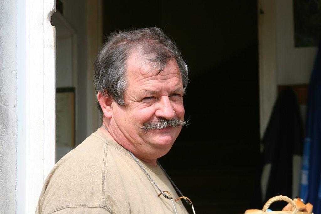 Daniël, Schleusenwirt von Chavance