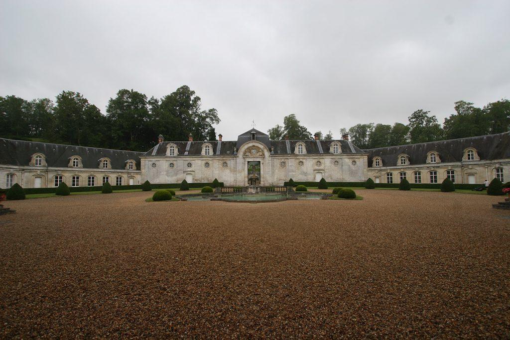 Das Château de Bizy