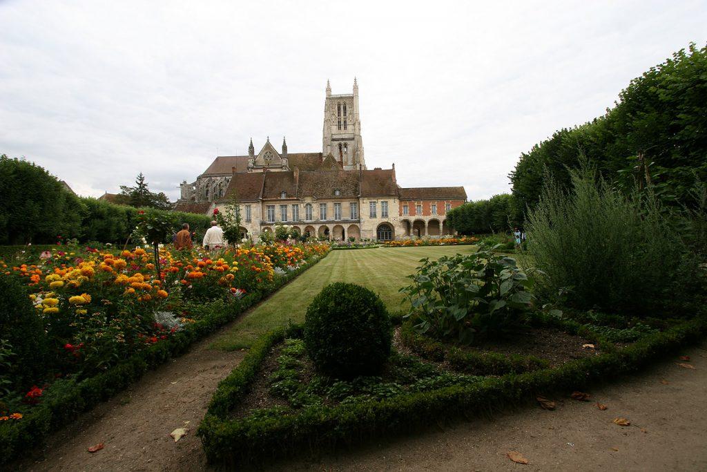 Der Bischofspalast in Meaux