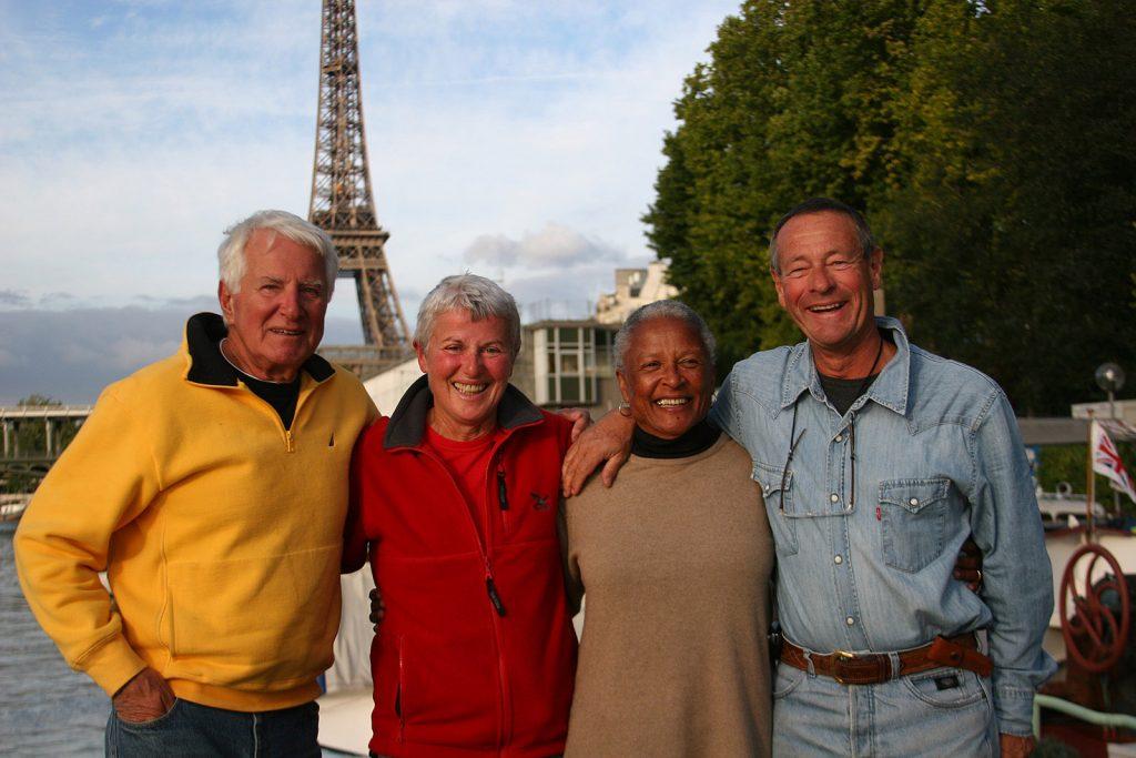 Wiedersehen mit alten Bekannten aus Roanne