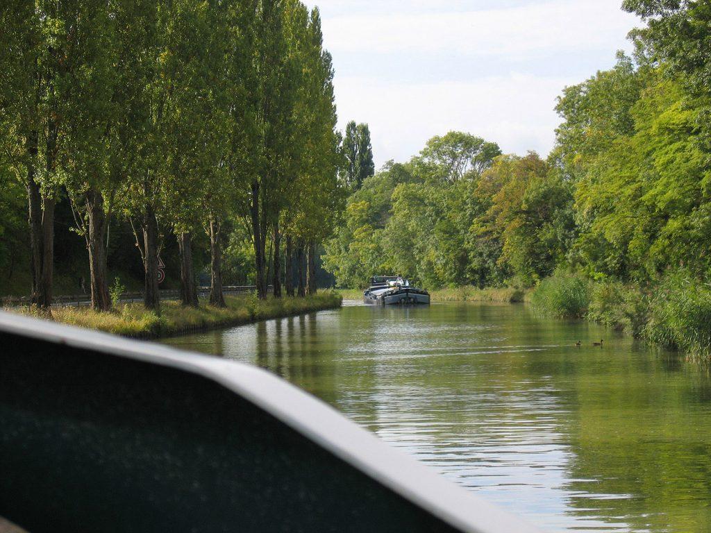 Canal du Loing (Foto Peter Vögtlin)
