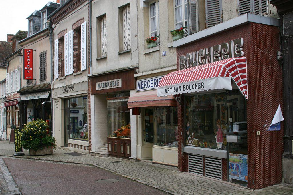 Châtillon-Coligny – französisches Kleinstadtidyll