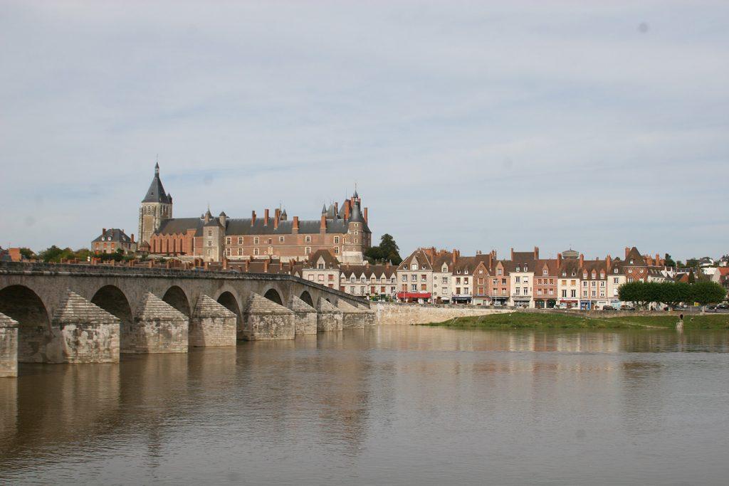 Gien an der Loire