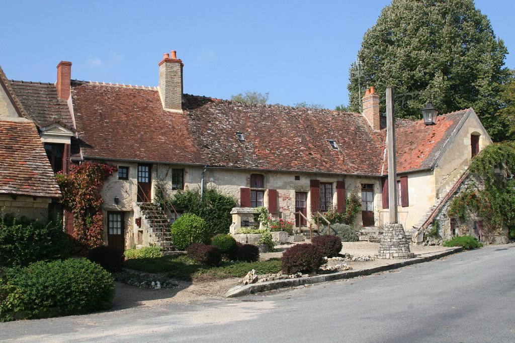 Haus in Apremont