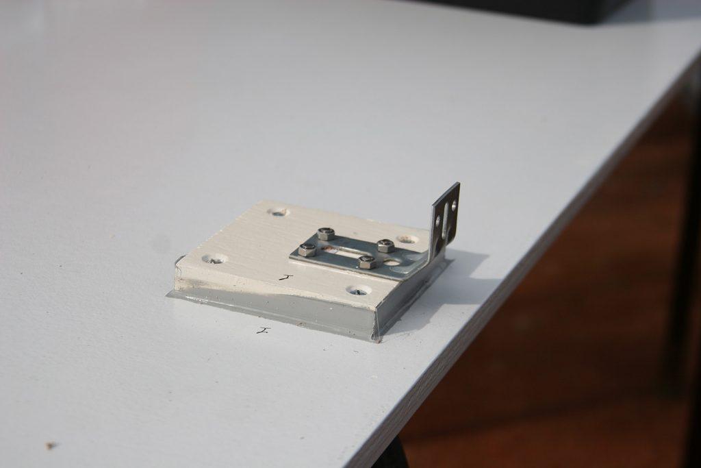 Basteln mit Christian: Selbstbau-Montagehalterungen für die Solarmodule