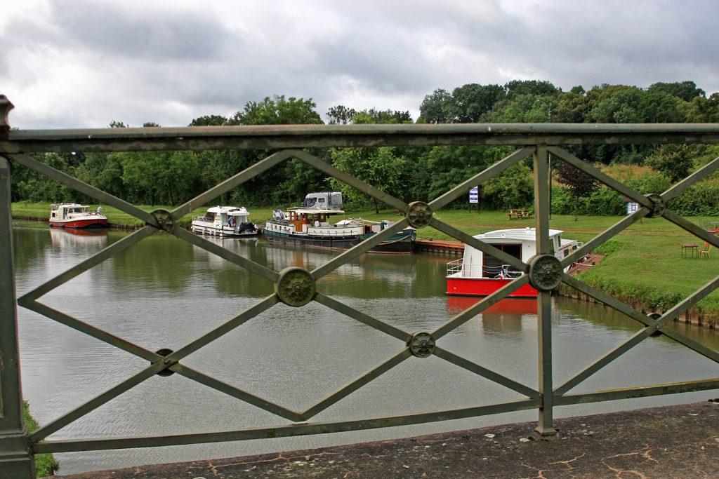 Die «Halte fluviale» von Fleury s/Loire