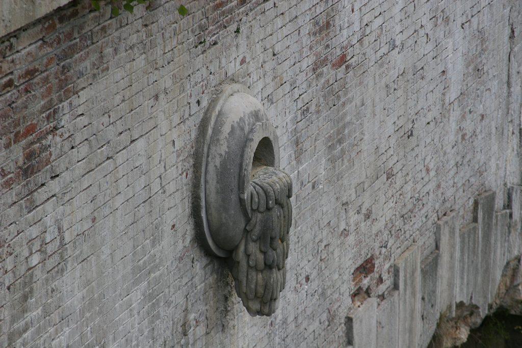 Kunst am Bau vor 200 Jahren