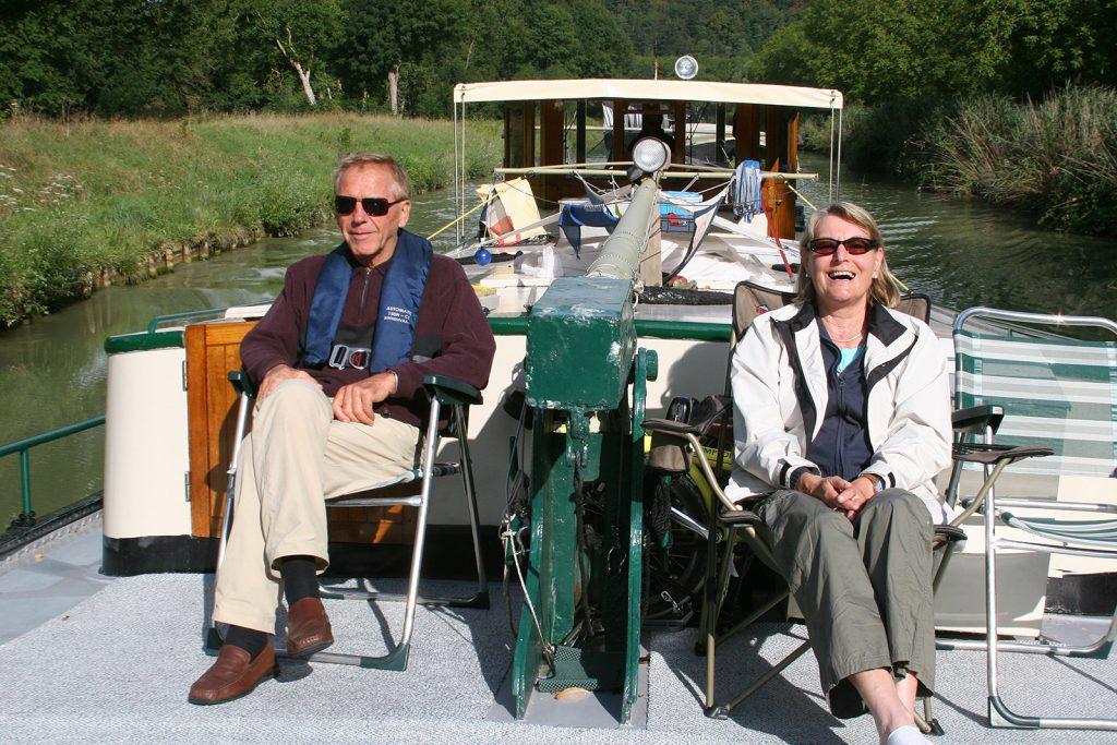 Hans und Ursula Widmer