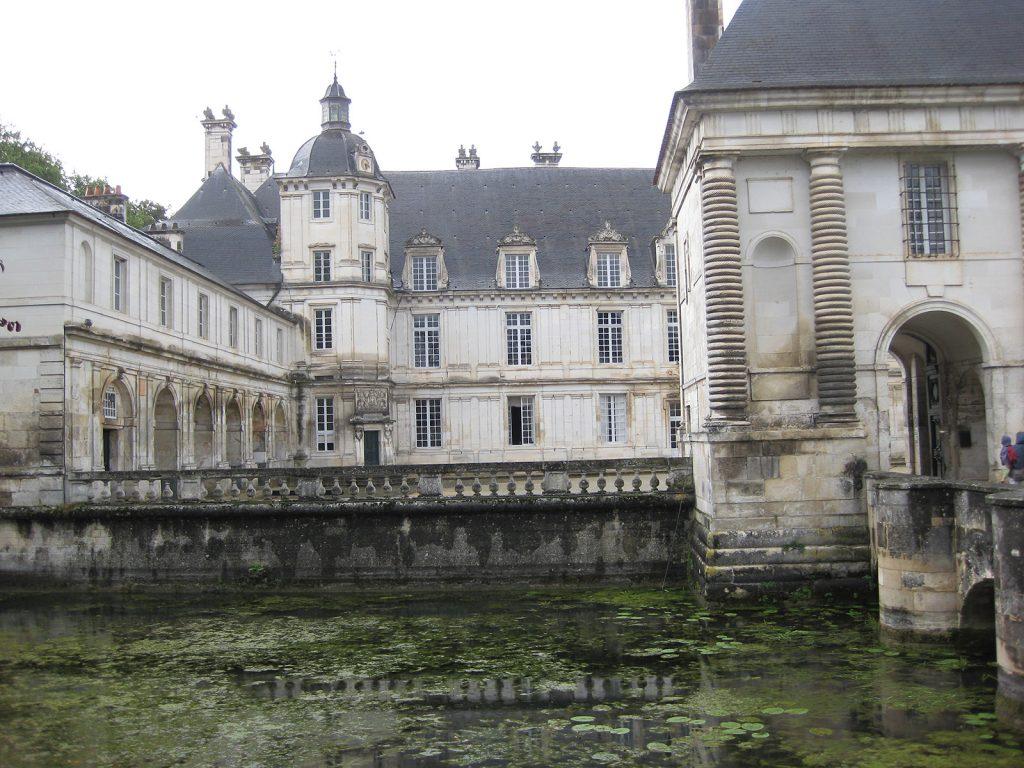 Château Tanlay