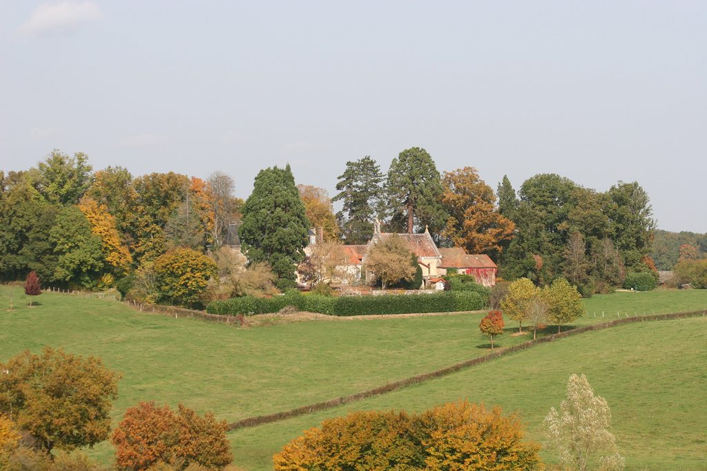 Landsitz bei Oudry