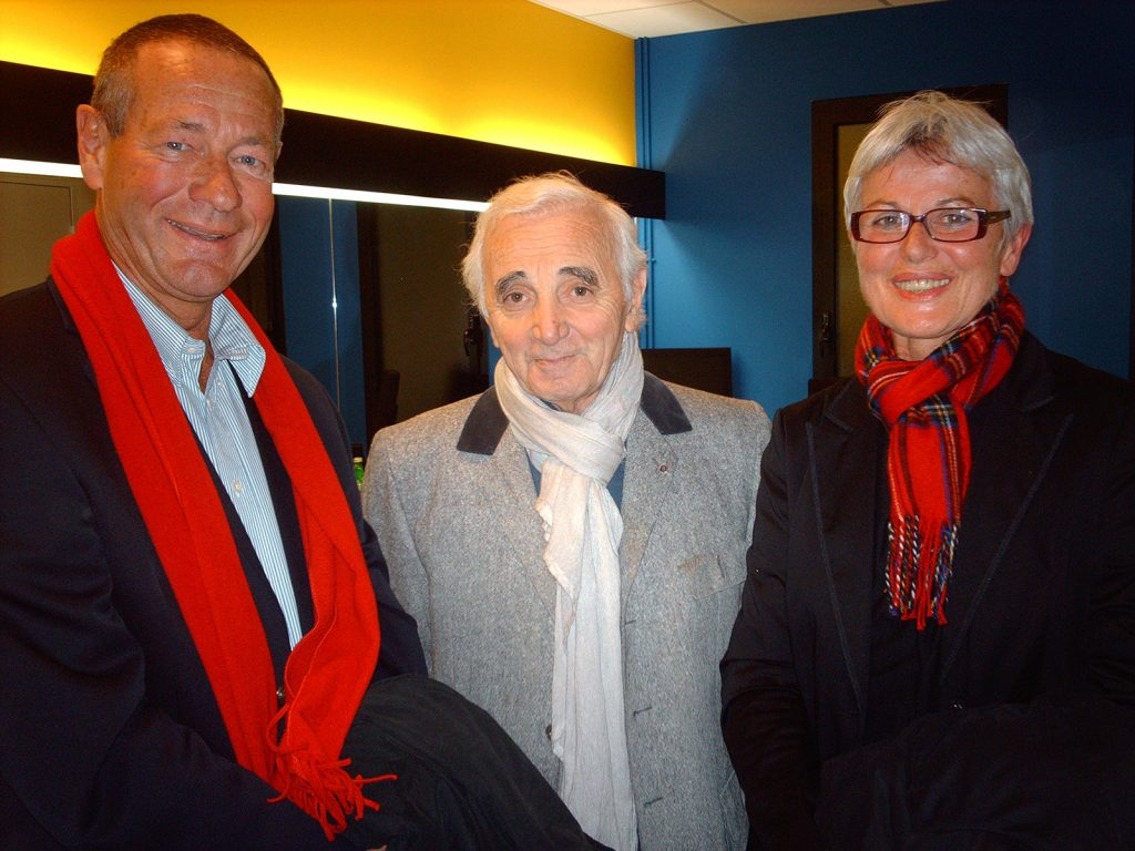Charles Aznavour – ein sympathischer Weltstar