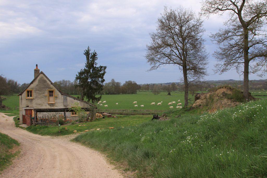 Eine Landschaft wie im Mittelalter