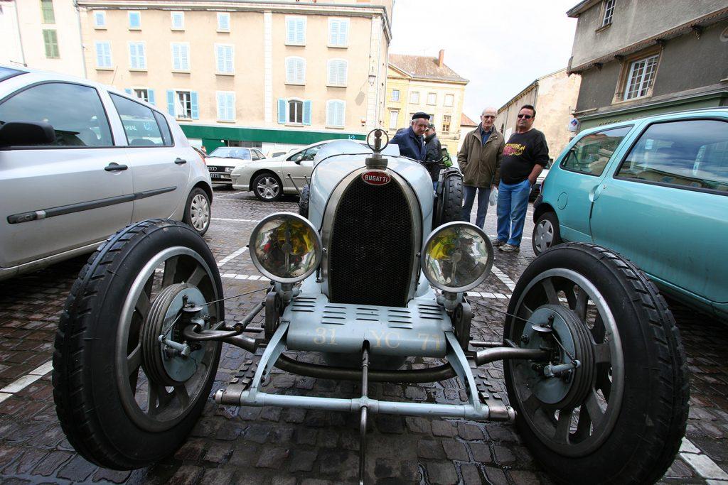 Bugatti 1925 im Privatbesitz und im täglichen Gebrauch(!)