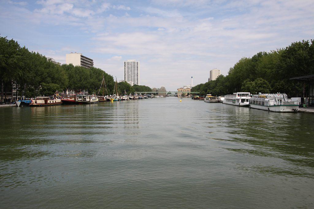 Das Bassin de la Villette