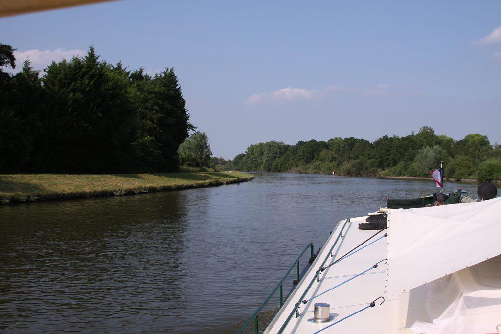Der Canal du Nord hat durchaus seine Reize!