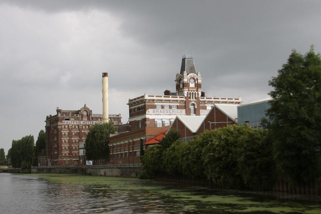 Brauerei bei Lille