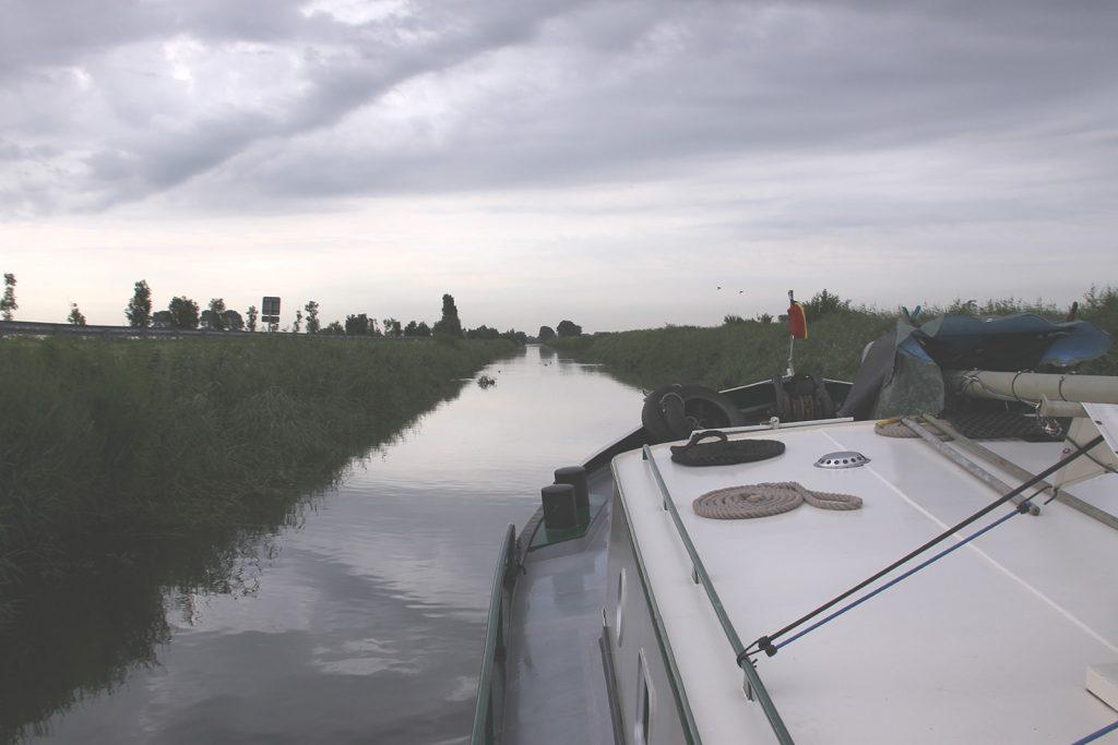 Der schmale Lo-Kanal