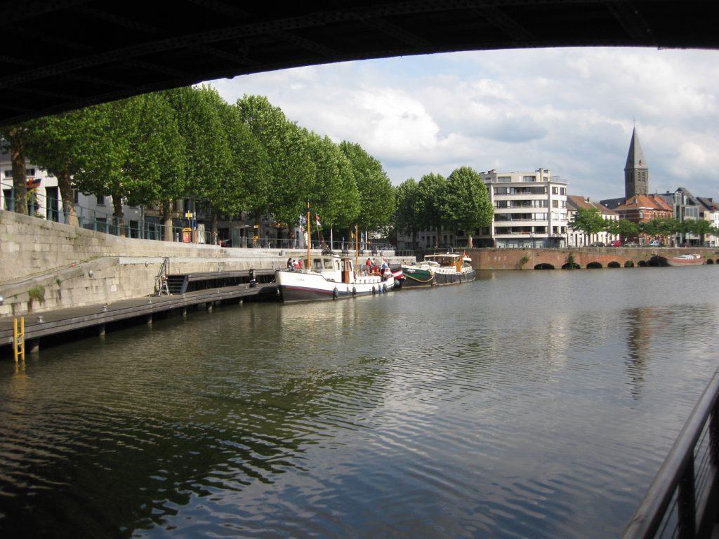 Portus Ganda in Gent