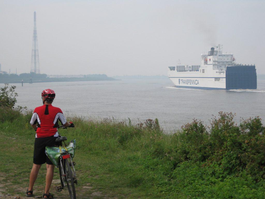Antwerpen per Rad