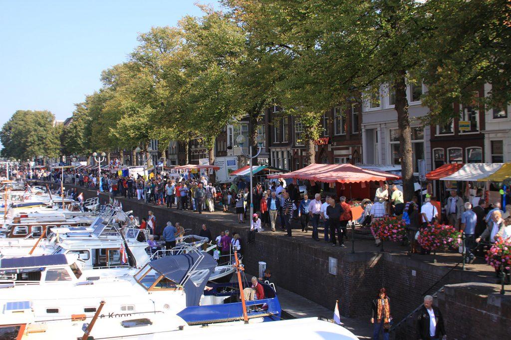 Bootsbörse im Lingehafen
