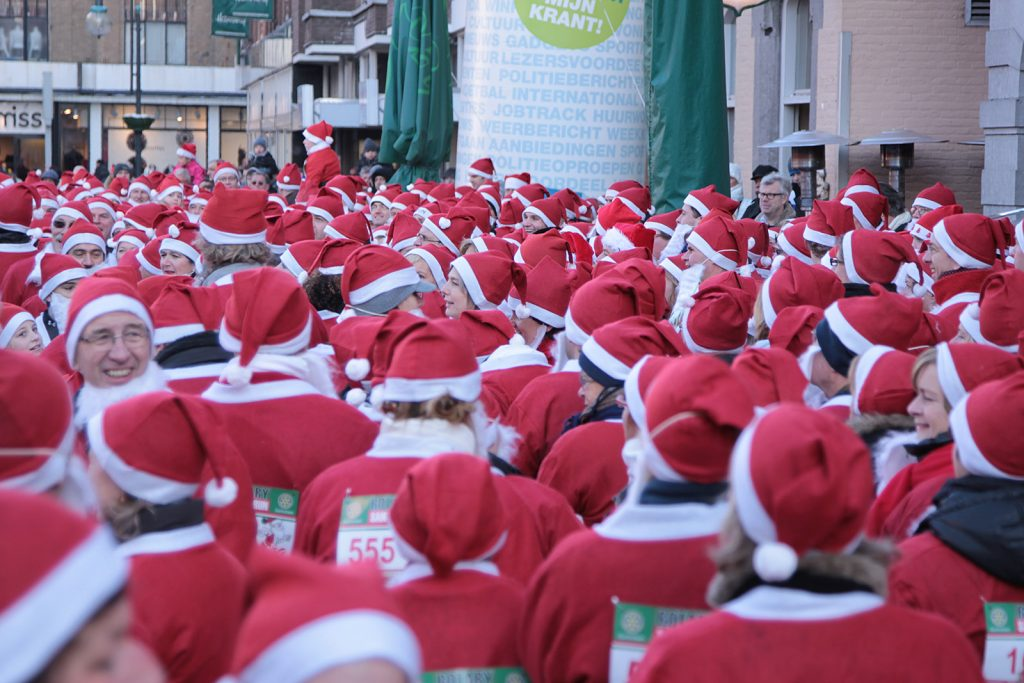 Der «Santa-Run»