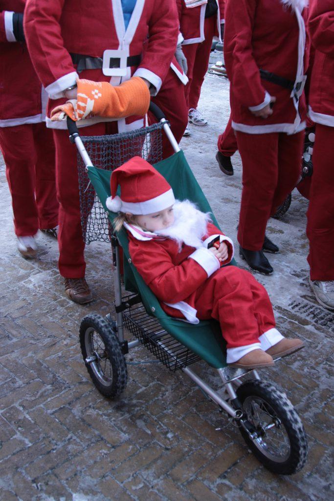 Keiner zu klein, Santa zu sein