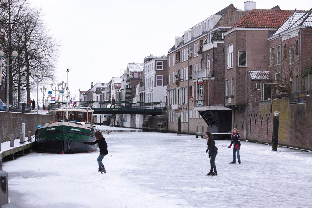 Ein holländischer Winter