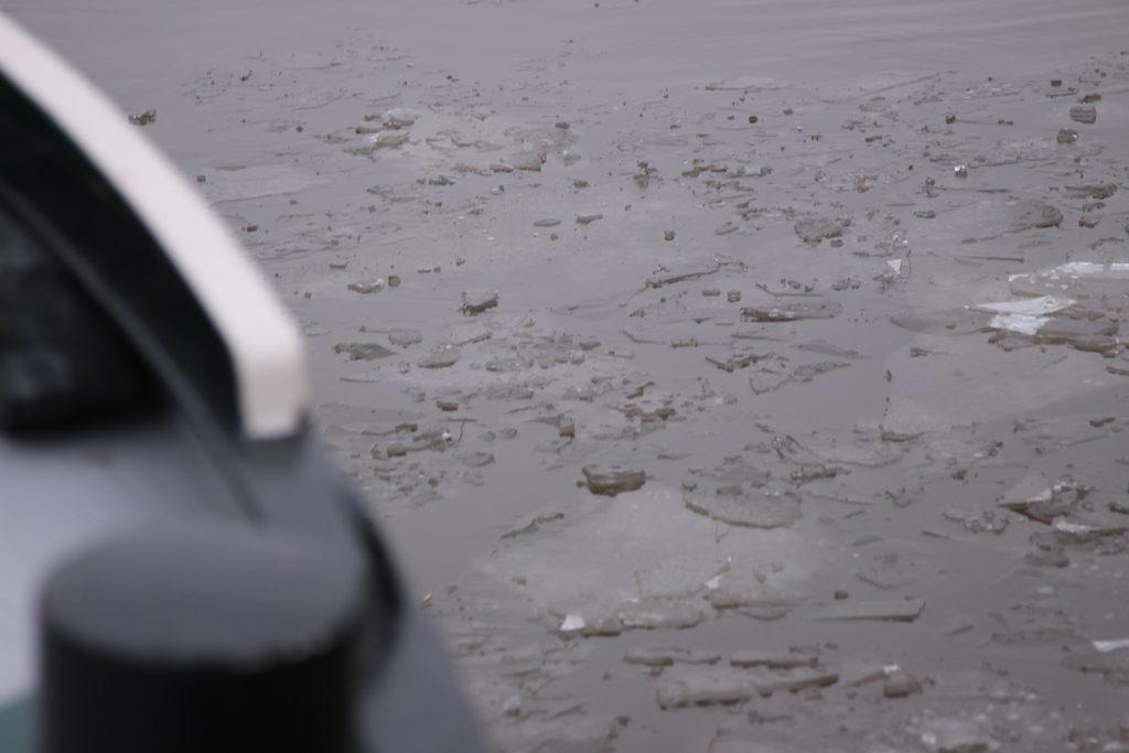 Kinette als Eisbrecher