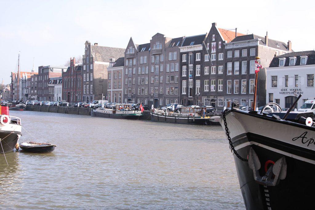 Shell V und Kinette in Dordrecht