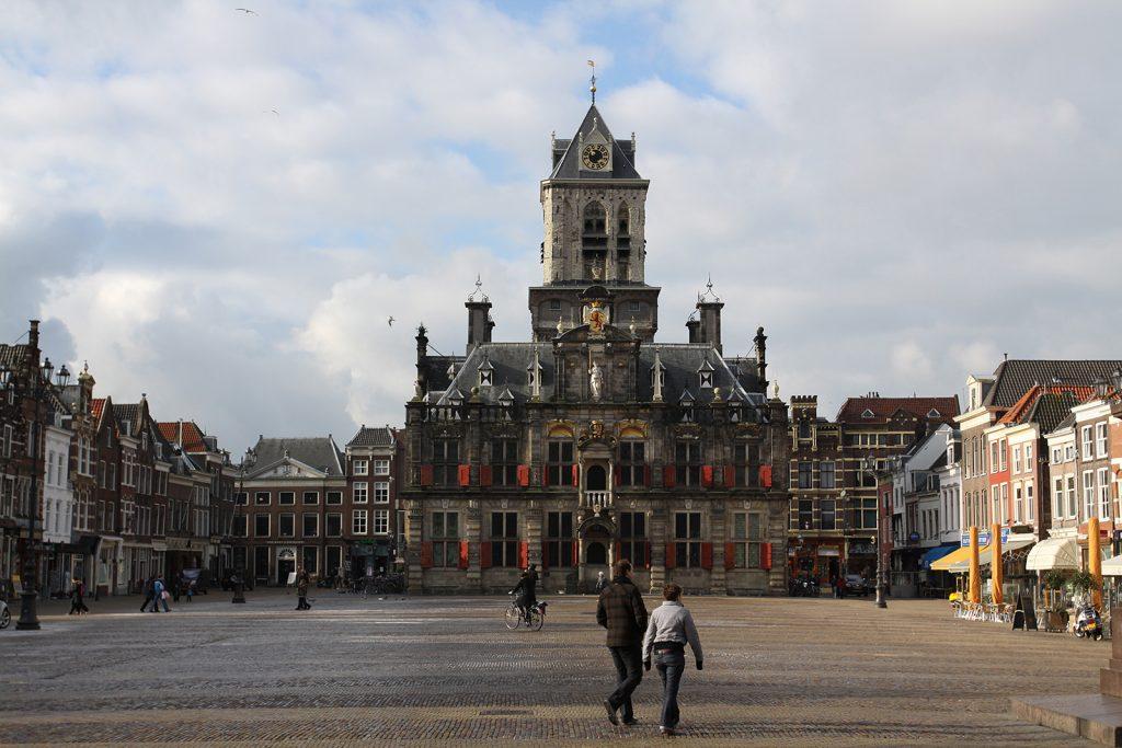 Das Stadthaus von Delft