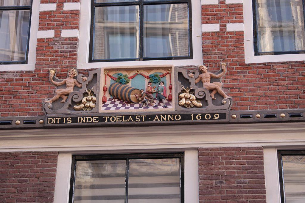 Haus in Haarlem