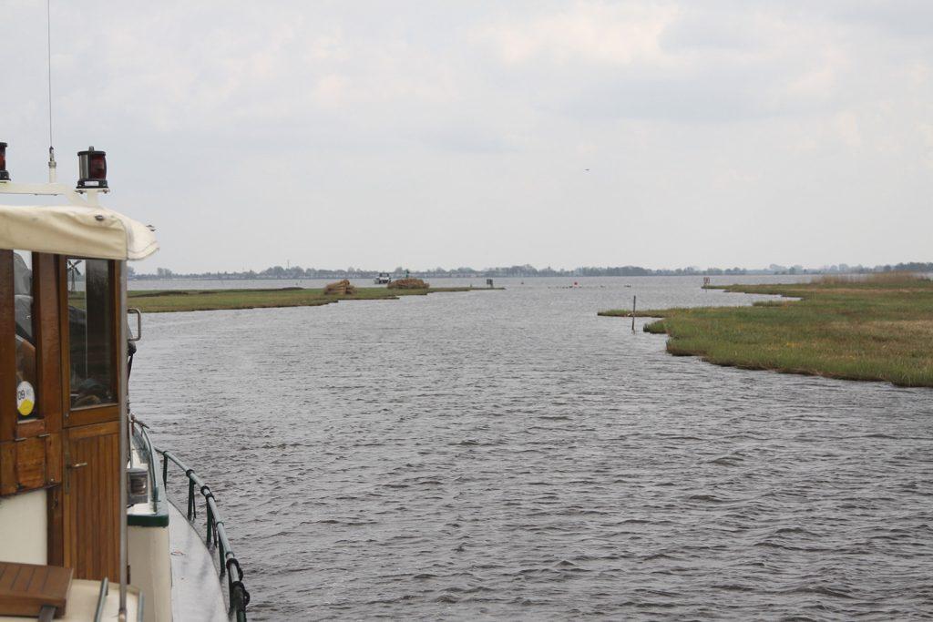 Friesische Wasserlandschaft