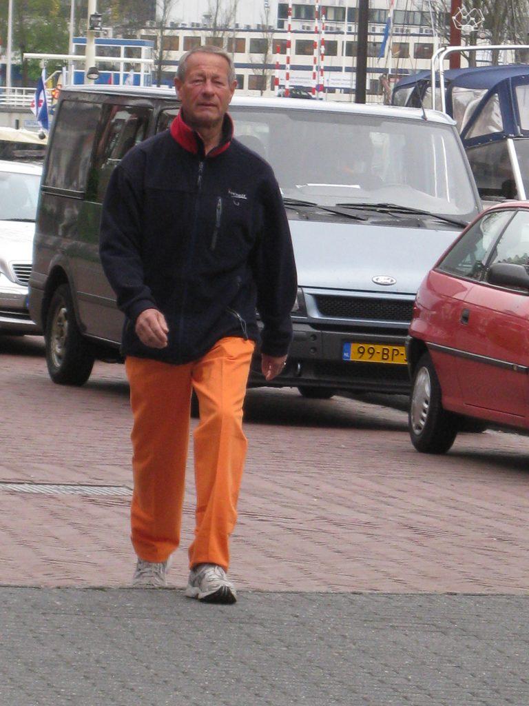 Halber Niederländer