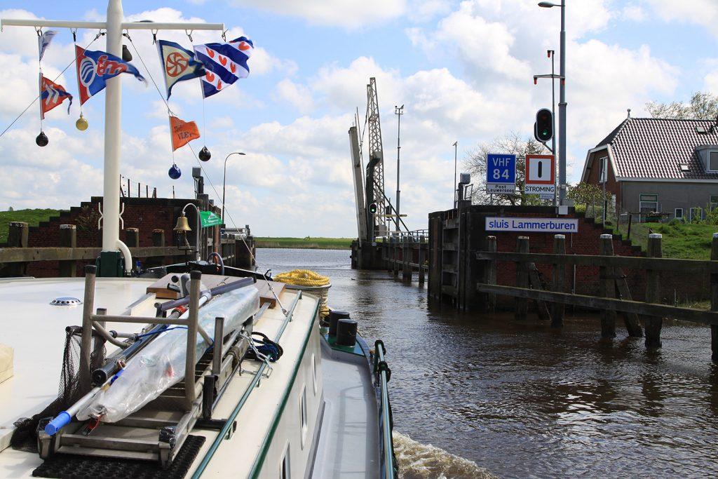 Unterwegs zum Lauwersmeer