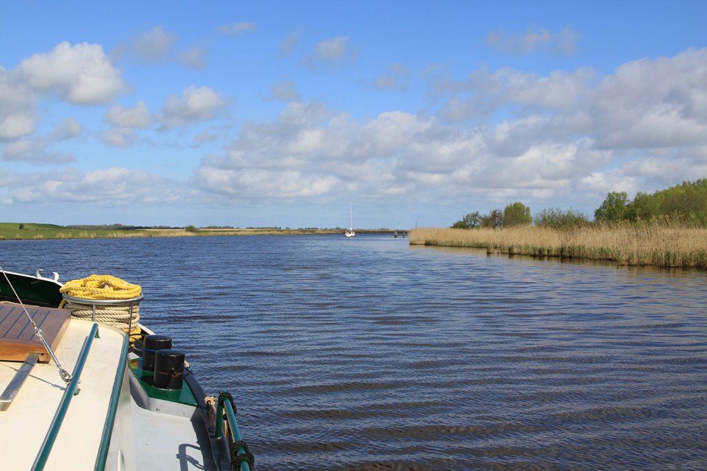 Seitenarm des Lauwersmeers