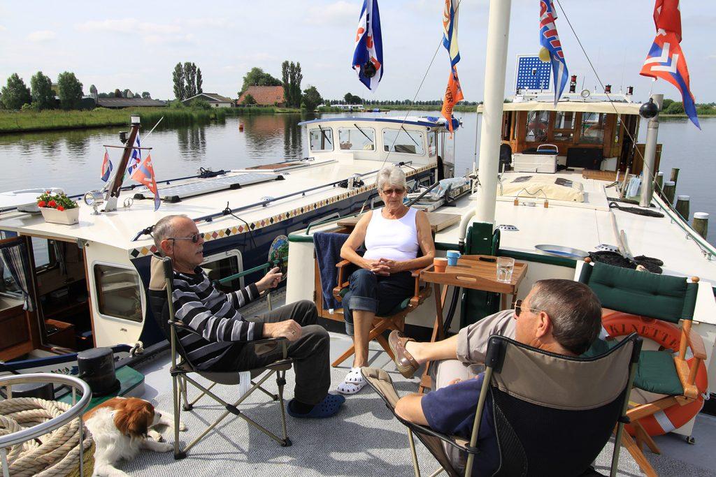 Seemannsgarn mit Ernst und Heidi Fritschi