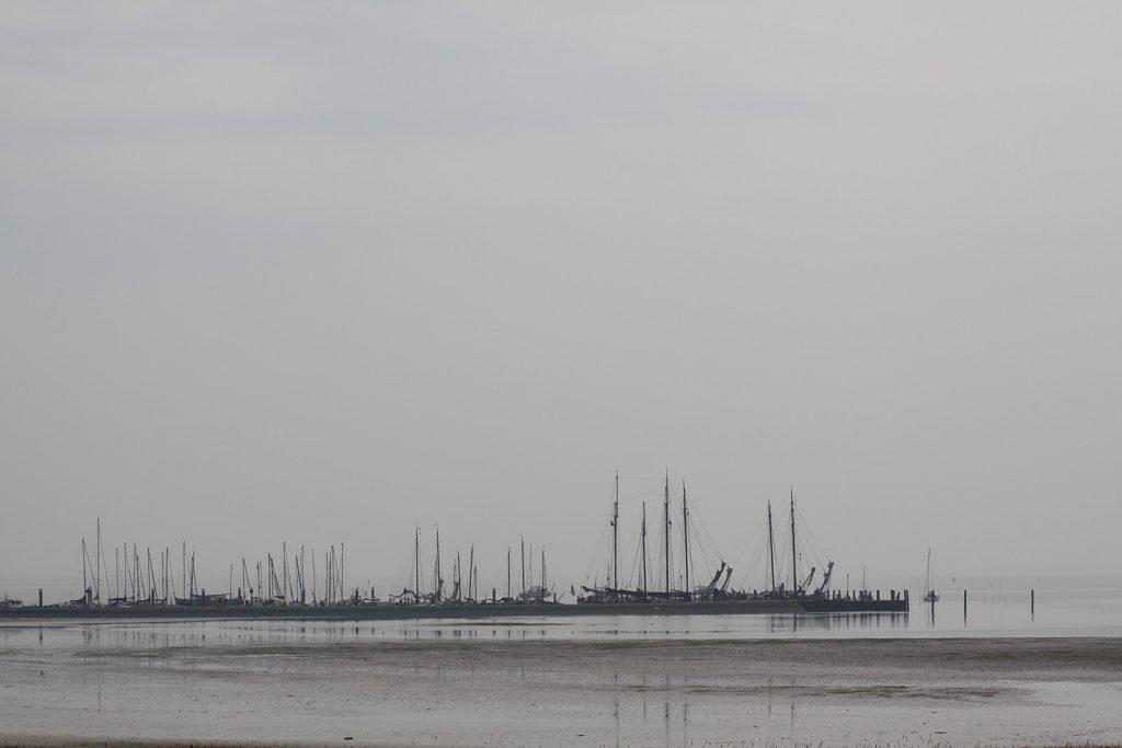 Der Jachthafen auf Schiermonnikoog
