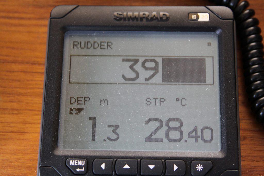 Wassertemperatur 28.4° C: Hat hier jemand etwas vom kalten Norden gesagt?