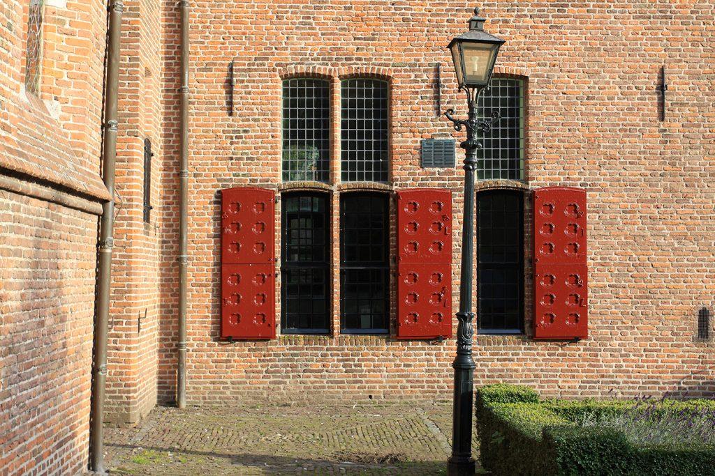 Klostermauer in Elburg