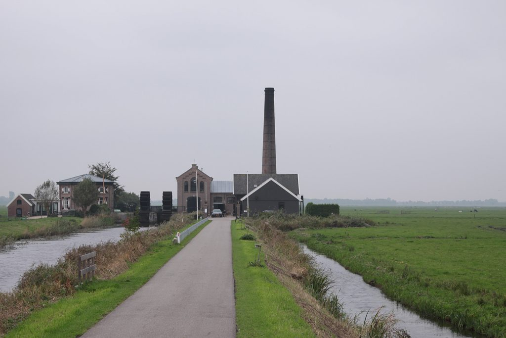Das Dampfpumpwerk Hertog Reynout