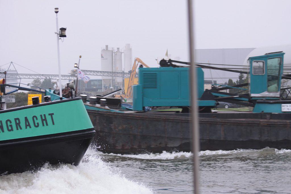 Der Amsterdam-Rhein-Kanal – eine vielspurige «Autobahn»