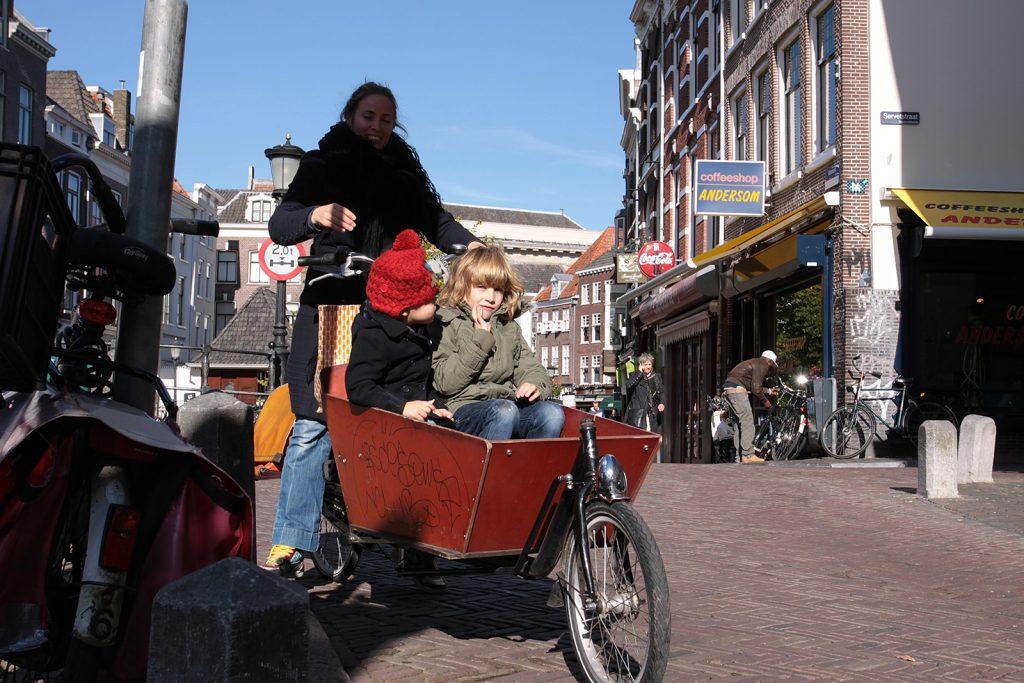 Kindertransport à la hollandaise