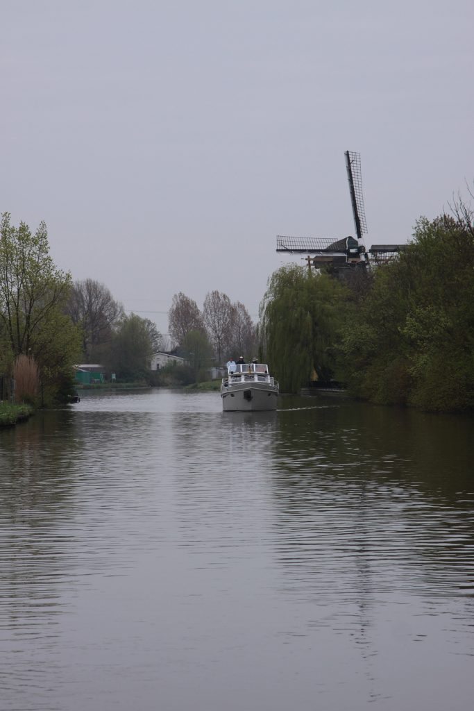 Die kanalisierte Hollandse IJssel