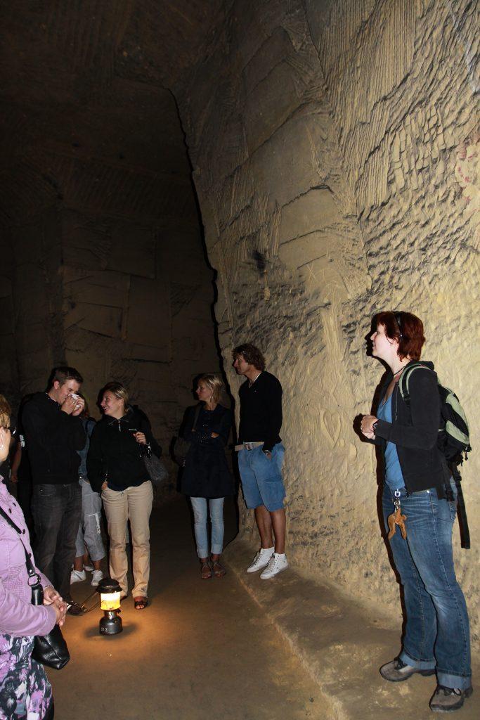 In den Höhlen von St. Pietersberg