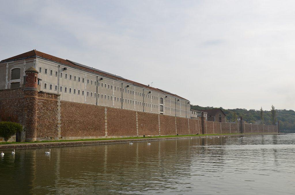 Das Gefängnis von Melun