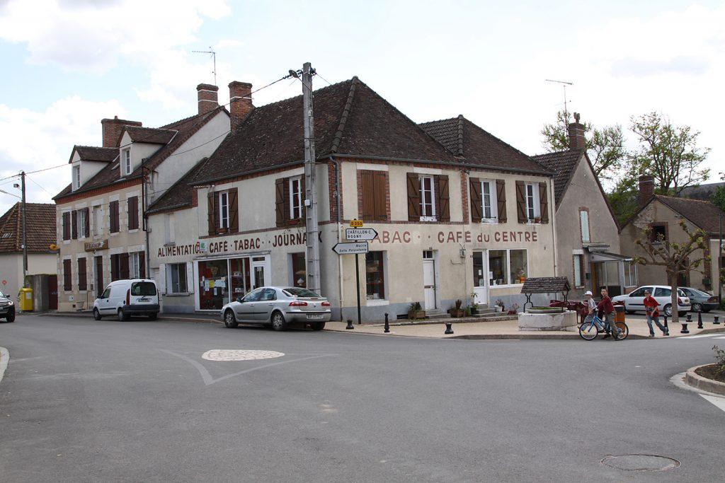 Der Dorfladen von Dammarie sur Loing