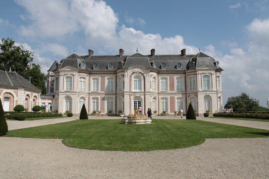 Das Château de Long...