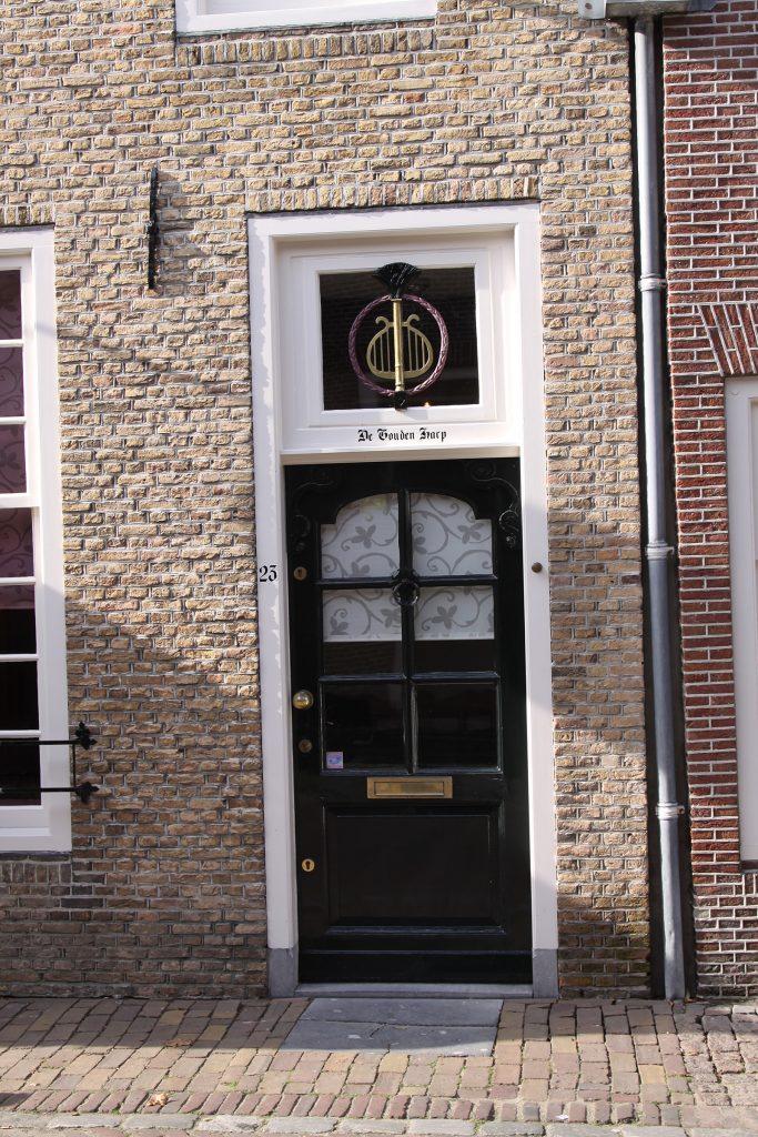 Hauseingang in Montfoort