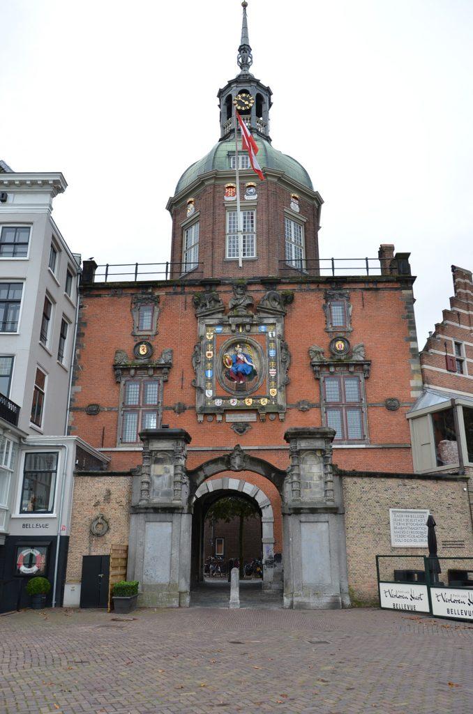 Groothoofdpoort in Dordrecht