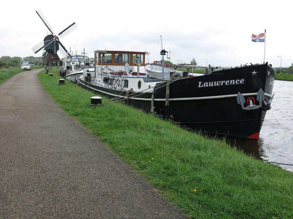 Die «Lawrence» von Tricia und Ruud van Duinen